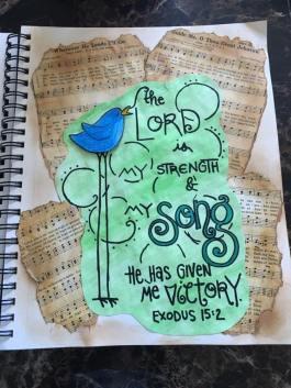 Easy And Fun Faith Art Christian Faith Art Journaling